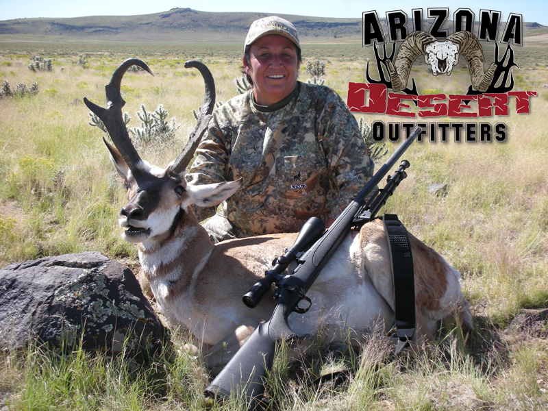 Arizona-Pronghorn-Antelope-Hunts